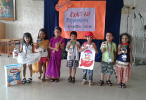 Winners Of Exact Ad Competition(Sr.KG)