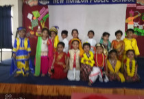 Spl.Assembly On Makara Sankranti(Nursery)
