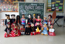Fancy Dress Competition(Nursery)