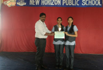 Winners Of Inter School Science Project Competition Organised By Tilak Public School ,Nerul,NaviMumb