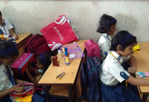 Puppet Making Competition(Grade II)