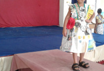 Fashion Show Competition(Sr.KG)