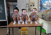 Special Assembly On Gandhi Jayanti(Nursery)