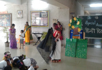 Spl. Assembly On Hindi Diwas (Pre-Primary)