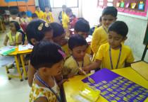 Yellow Day(Sr.KG)