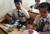 Fabric Painting Competition (Grade VI)
