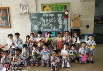 Puppet Making Comptition(Nursery)