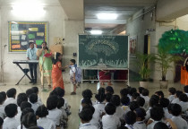 Spl.Assembly On Gurupurnima(Jr.KG)