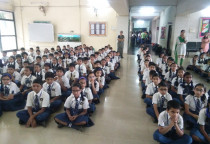 Spl.Assembly On World Literacy Day