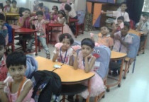 Pink Day Celebration(Sr. KG)