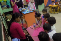 Pink Day Celebration(Nursery)