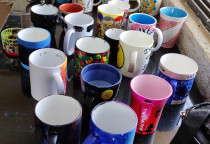 Coeffee Mug Decoration Competition-Grade X