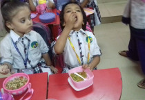 Smart Lunch -Chatpat Sprout(Nursery)