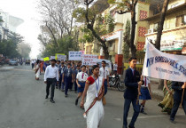 School Rally-Swatch Bharat Abhiyan