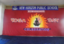International Yoga Day(Spl.Assembly)