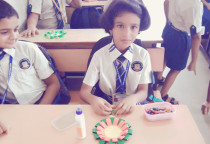 Badge Making Competition(Grade II)