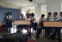 Maths Relay Competition(Grade VII)