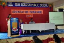 Orientation Programme (Grade XI)