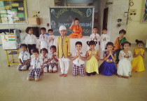 Spl.Assembly On Teachers' Day(Pre-Primary)