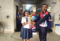 Winners Of VBHGYOR Chess Contest
