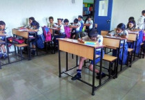 Hand Writing Competition- Grade IV