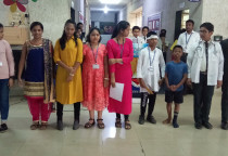 Spl.Assembly On Children's Day