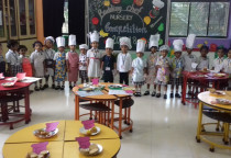 Budding Chef(Nursery)