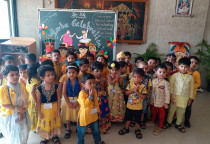 Garba Celebration-Nursery