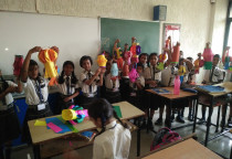 Lantern Making Competition-Grade III