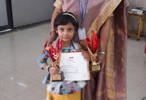 Winners Of  MARRS  Competition(Pre-Primary)