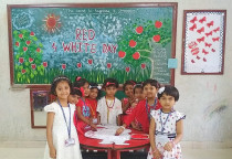 Red Day Activity(Jr. KG)