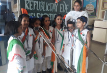 Spl.Assembly On Republic Day(Pre-Primary)