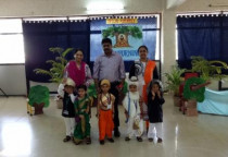 Gurupurnima-Special Assembly(Pre-Primary)