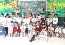 Rthymatic Story Competition-Sr. KG