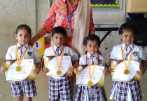 Winners Of Conquest - IQ Olympiad-Nursery