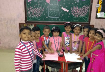 Pink Day Celebration-Jr.KG