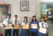 Winners Of Spell Quest India