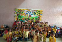Yellow Day Celebration(Nursery)