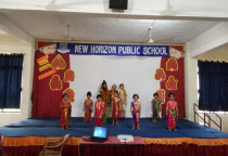 Spl.Assembly On Navratri(Nursery)