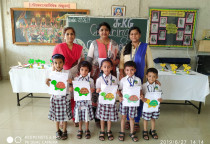 Winners Of Drawing&colouring Competition-Jr.KG