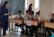 Science Quiz Competition-Grade VII