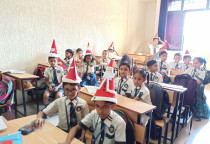 Cap Making Competition(Grade III)