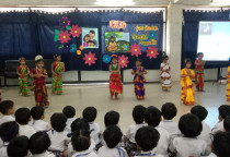 Spl.Assembly On Guru Purnima- Pre-Primary