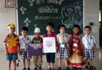 Meri Kavita Competition(Nursery)