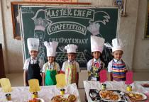 Masterchef Competition-Sr.Kg