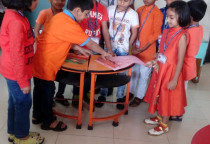 Orange Day-(Sr.KG)