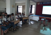 Go Green  Quiz Competition(Grade VII)