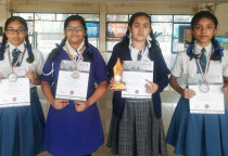 Winners Of Handwriting Competition Organised By Sonic