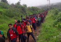 Trekking To Waghwari Hills-Grade X
