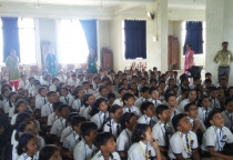 Solo Singing Competition(Primary Section)